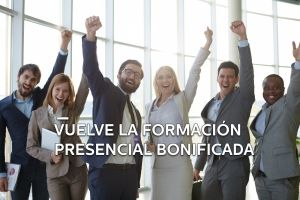 Imagen Blog Vuelve Formación Presencial Bonificada 2020