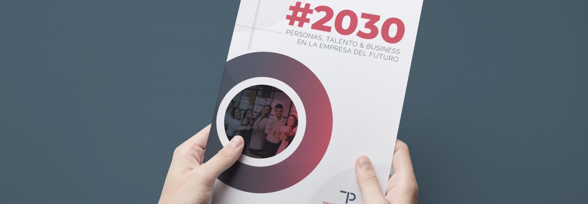 Imagen del informe 2030 sobre R.R.H.H.